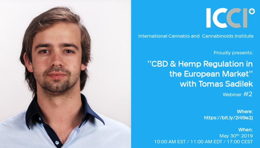 ICCI Webinar   CBD and Hemp Regulations in the European